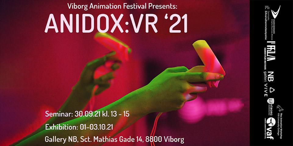 ANIDOX:VR Awards Exhibition