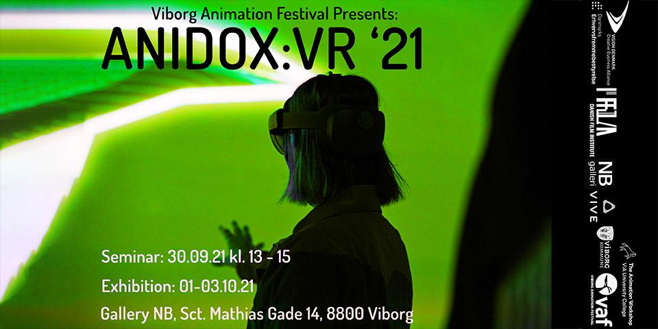 ANIDOX:VR Seminar