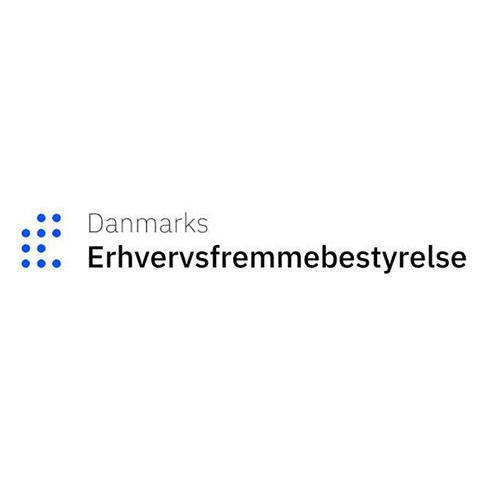 Danmarks Erhvervsfremmebestyrelse logo